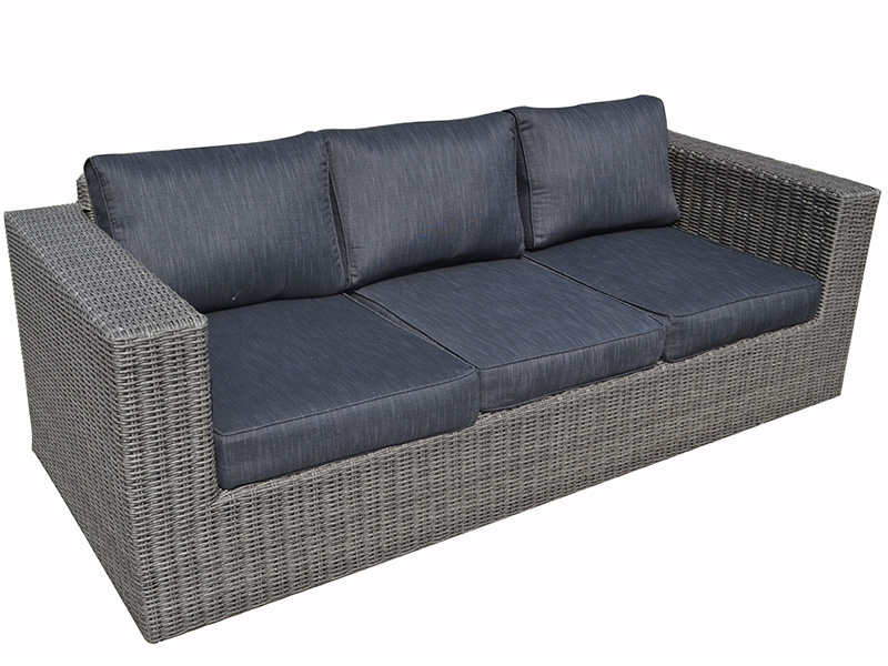 Outdoor lounge furniture sofa set