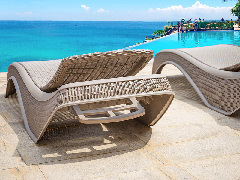 new arrival sun lounger